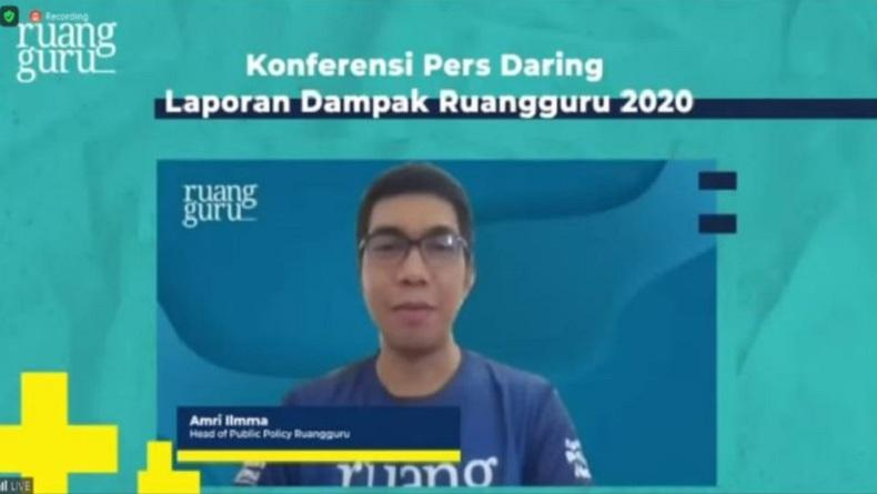 Ini 8 Dukungan Ruang Guru bagi Pendidikan di Indonesia selama Pandemi