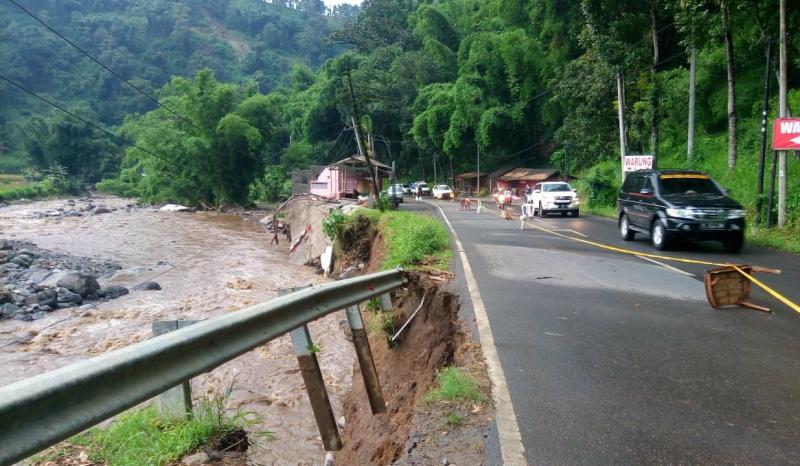BMKG: Jatim, Jabar, Jateng, DIY, Banten dan Jakarta Siaga Banjir Bandang