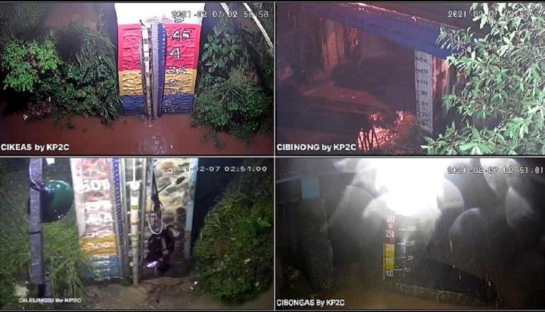 Sejumlah Titik di Kota Bekasi Banjir Pagi Ini