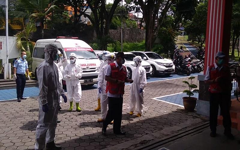 51 Napi Korupsi di Lapas Sukamiskin Bandung Positif Covid-19