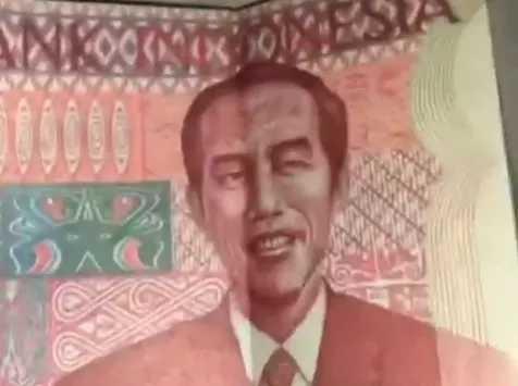 Viral Uang Redenominasi Rp100 Bergambar Jokowi, BI: Itu Anak Iseng di Tiktok