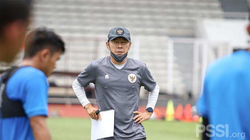 Shin Tae-yong Pulang ke Korea Selatan untuk Cek Kesehatan