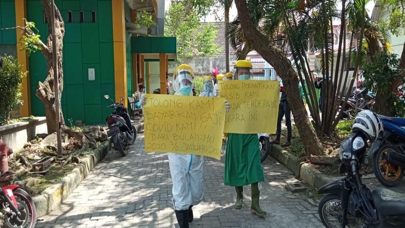 Ombudsman Duga Ada Korupsi Pembayaran Insensif Nakes di Medan