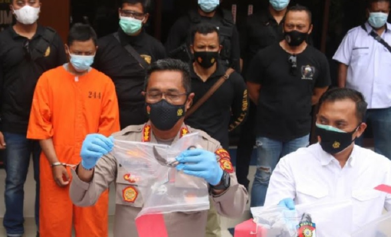 Pembunuh Perempuan Subang Ternyata Residivis Perampokan, Ditangkap di Rumah Mertua