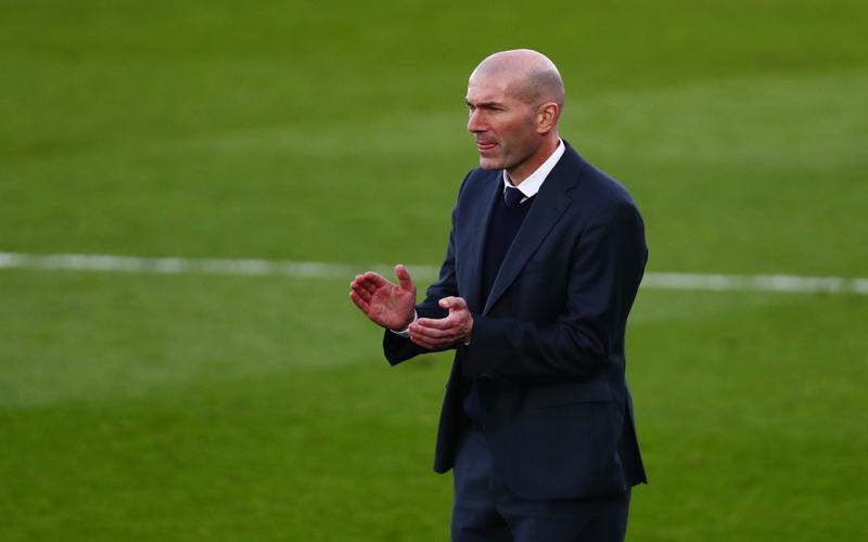 Atletico Madrid Vs Real Madrid, Zidane: Tak Ada Favorit dalam Derbi