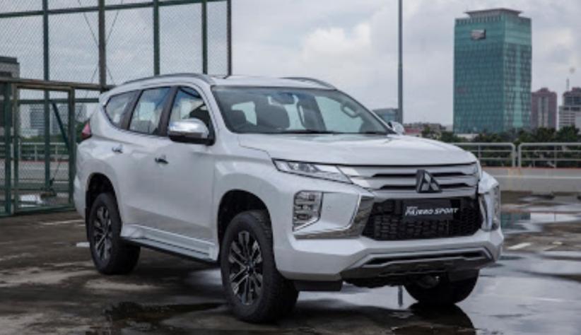 Mitsubishi Pajero Sport Terbaru Meluncur di Indonesia, Ini Ubahannya