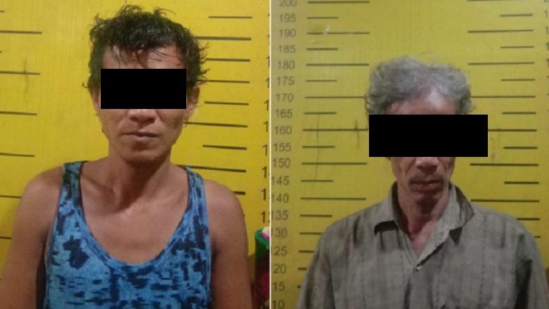 Sempat Kejar-Kejaran dengan Petugas, 2 Pecandu Sabu di Medan Tembung Ditangkap