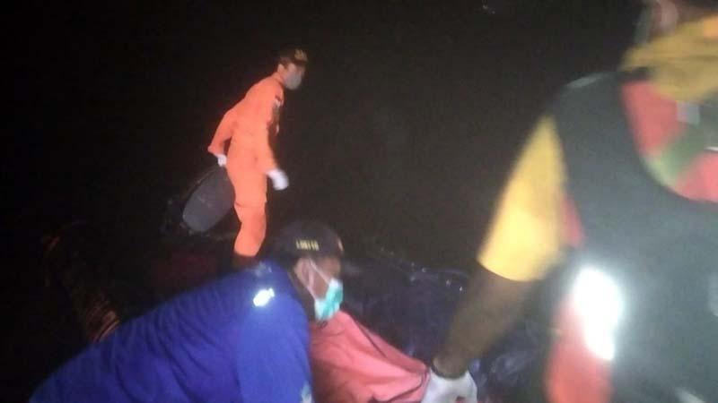 Warga Karanganyar Hanyut Terseret Arus Sungai Bengawan Solo Ditemukan Meninggal