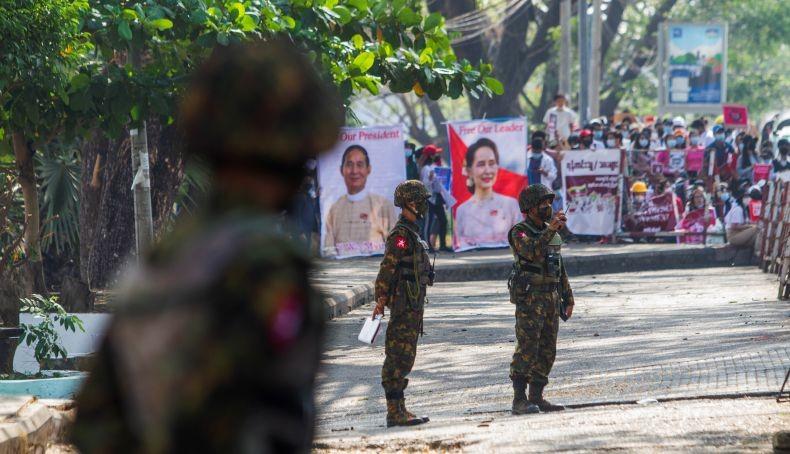 AS Jatuhkan Sanksi kepada 2 Jenderal Myanmar terkait Kudeta, Bekukan Aset dan Larangan Perjalanan