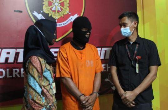 Ditinggal Istri, Oknum PNS di Aceh Besar Tega Cabuli Anak Kandung