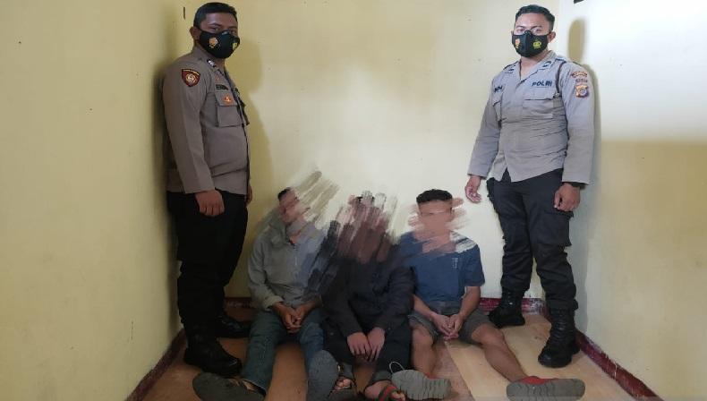 3 Pemuda Terduga Pemerkosa Ditangkap Aparat Polres Bener Meriah, Korban Berusia 14 Tahun