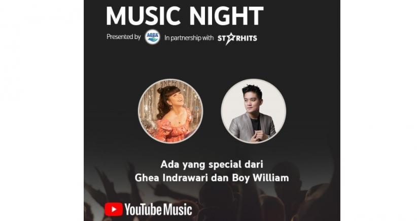 5 Alasan Kenapa Kamu Nggak Boleh Melewatkan YouTube Music Night