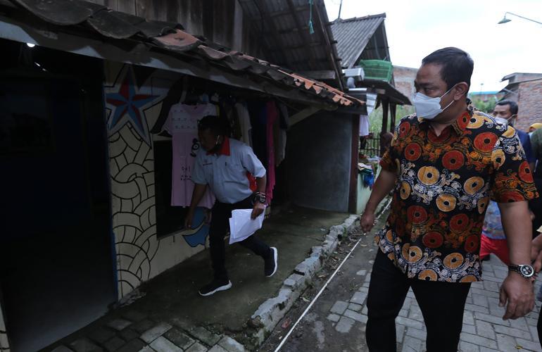Hendi Targetkan 1.641 Bedah Rumah Tak Layak Huni di Kota Semarang