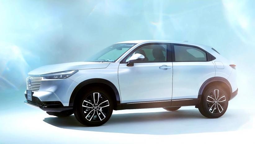 Honda HR-V Dapat Pembaruan, Begini Tampilannya