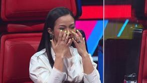 Seolah Bertemu Glenn Fredly, Yura Yunita Menangis Mendengar Suara Kontestan The Voice Kids Indonesia