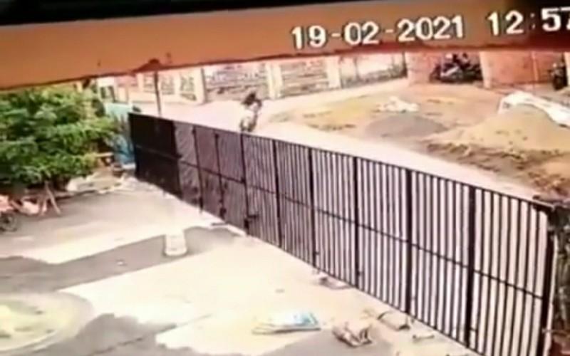 Balita Dibekap dan Diculik Saat Bermain Gemparkan Palembang, Pelaku Pakai Motor Matic