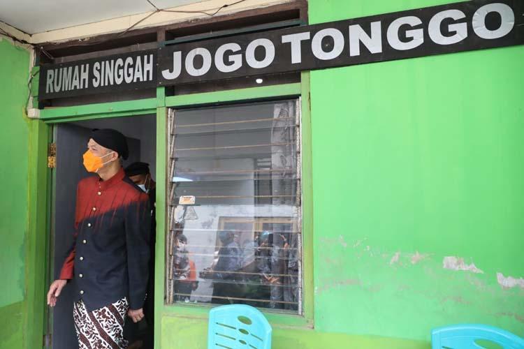 Sepekan Lebih PPKM Mikro, Ganjar: Jateng Sudah Pengalaman lewat Jogo Tonggo