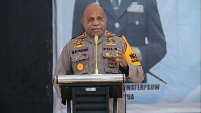 Sosok Brigjen Pol Mathius D Fakhiri, Putra Daerah yang Kembali Pimpin Polda Papua