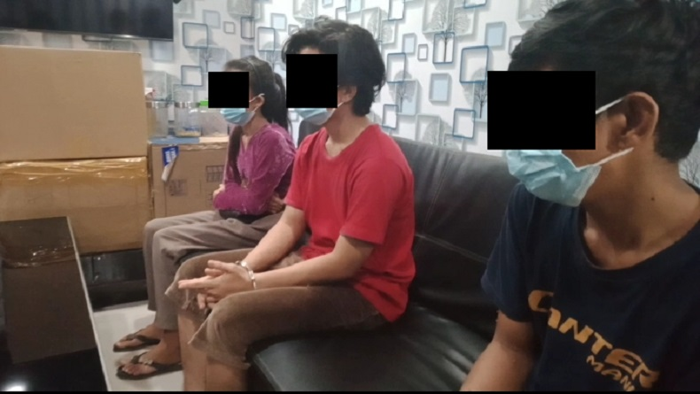 Perampokan Modus Prostitusi Online di Medan Diungkap Polisi, 3 Orang Diamankan