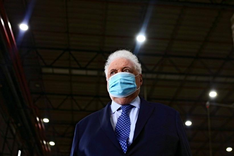 Menkes Argentina Mundur gara-gara Skandal 'Orang Dalam' Vaksin Covid