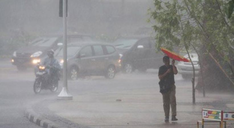 Waspada! Jakarta Berpotensi Hujan Intensitas Lebat Sepekan ke Depan