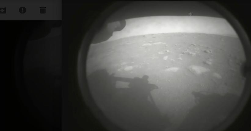 Rover Perseverance NASA Kirim Foto Mars, Begini Penampakannya