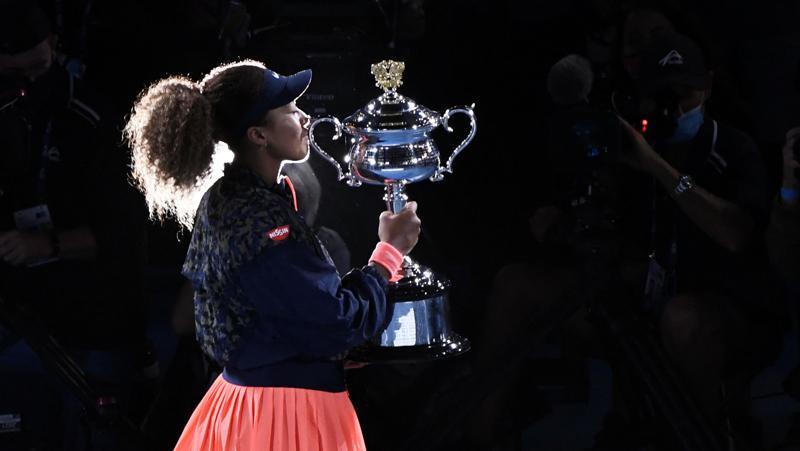 Naomi Osaka Juara Australia Terbuka 2021 untuk Kedua Kali