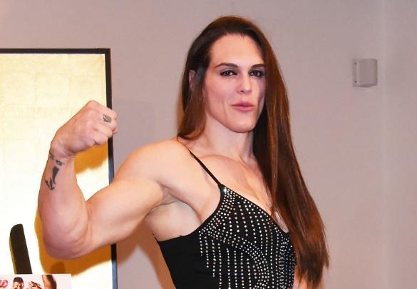 Kenalan dengan Gabi Garcia, Atlet MMA yang Dijuluki Hulk Perempuan