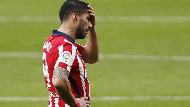 Sedang Dipepet Barcelona, Atletico Madrid Justru Kehilangan Luis Suarez