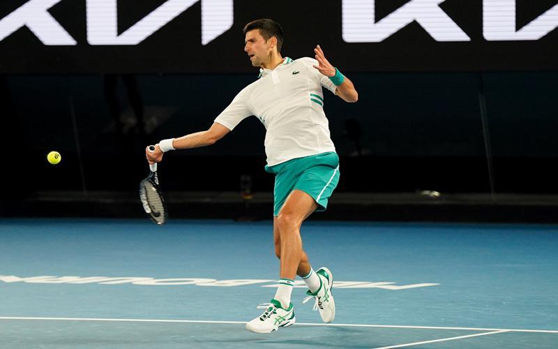 Mantap! Novak Djokovic Juara Australia Terbuka 3 Tahun Beruntun