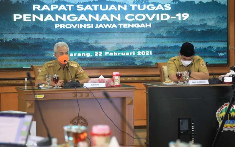 Dua Pekan Berturut-turut, 35 Kabupaten/Kota di Jateng Bebas Zona Merah