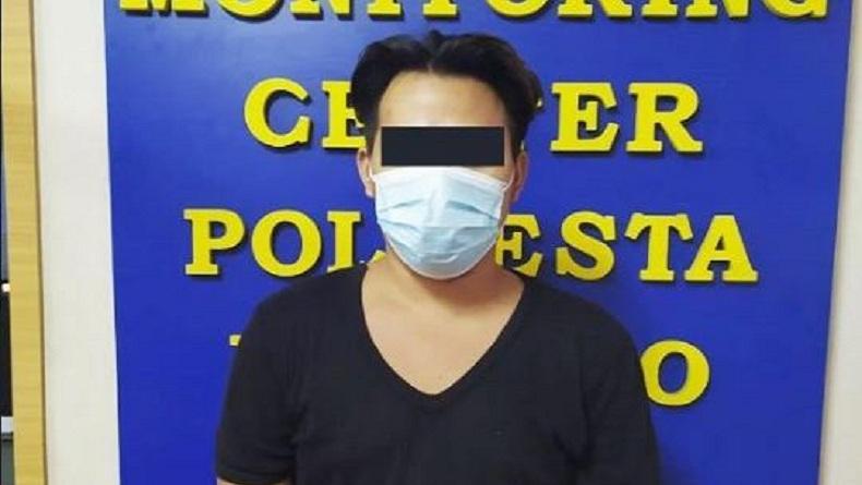 Sembunyi di Rumah Nenek usai Tikam Orang, Pemuda di Manado Ditangkap Polisi