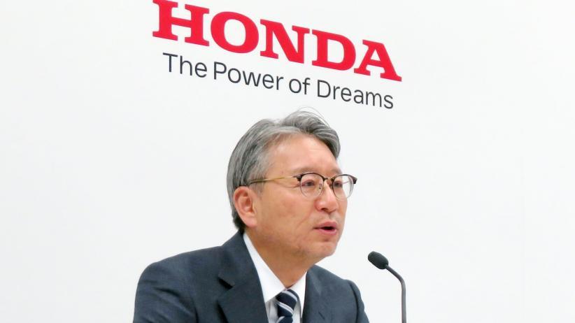Honda Tunjuk Bos Baru Toshihiro Mibe