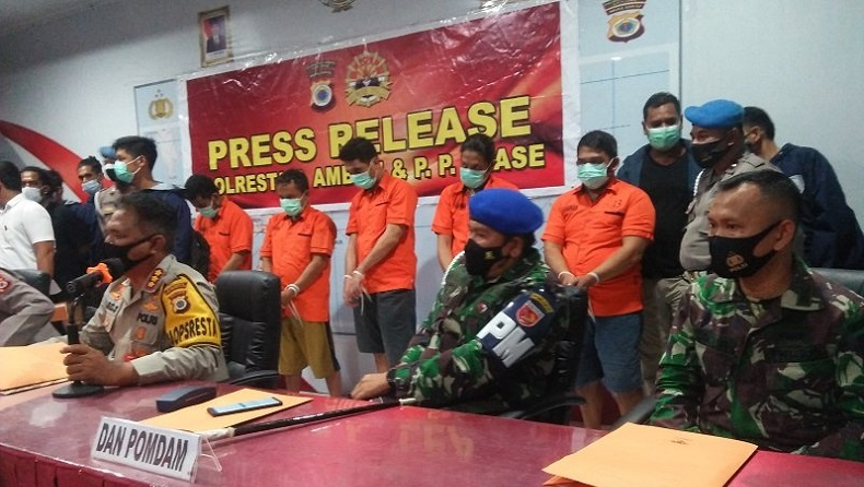 Oknum Anggota TNI AD Jual Amunisi ke KKB Papua, Komandan Pomdam Pattimura: Akan Dipecat