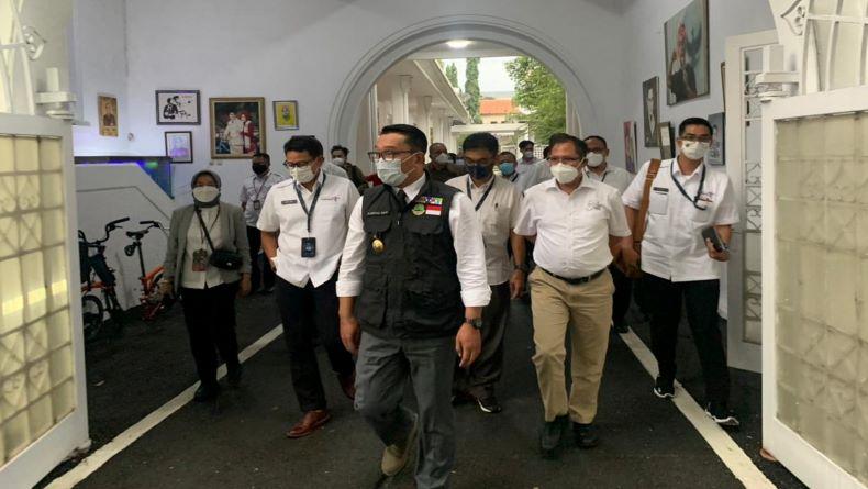 Sandiaga Uno-Ridwan Kamil Pastikan Pembangunan KEK Lido Berjalan Lancar