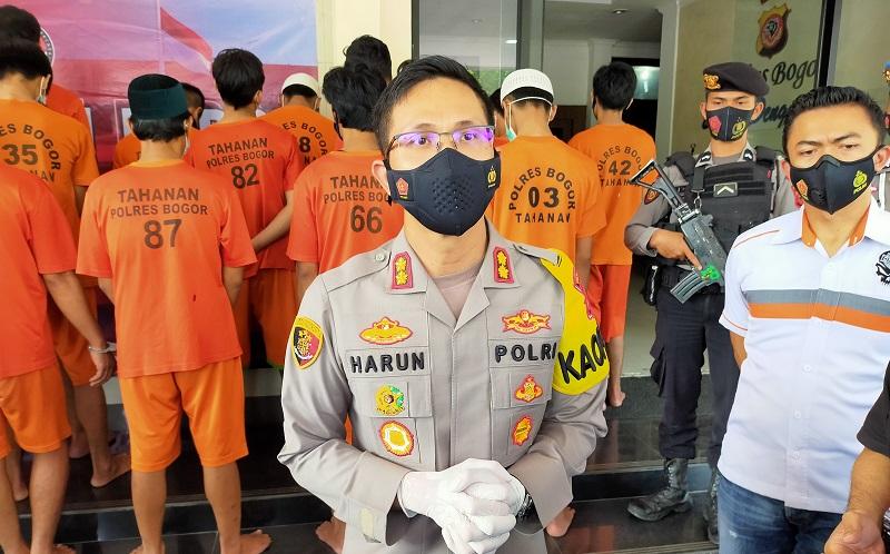 Kasus Pembuangan Limbah APD di Bogor, Polisi Tetapkan 4 Tersangka Baru
