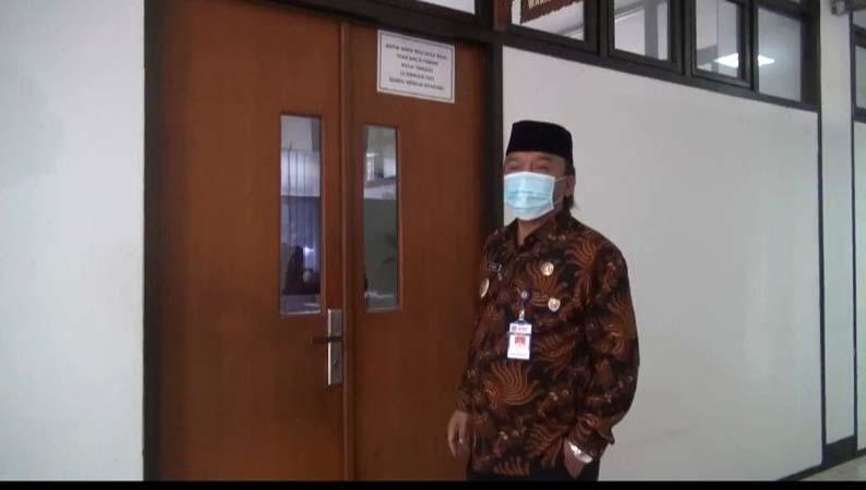 Pemkot Tegal Geger, Wakil Walikota Jumadi Tak Bisa Ngantor Gegara Pintu Kantor Terkunci