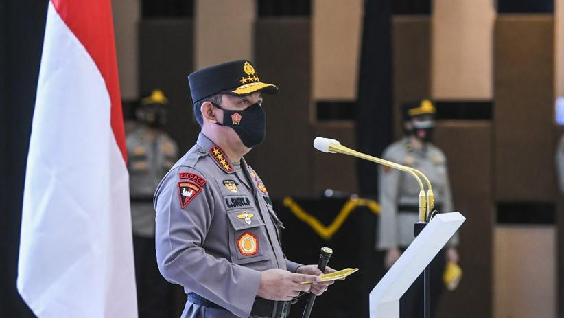 Kabareskrim Temui Pimpinan KPK Bahas Penguatan Sinergi Pemberantasan Korupsi