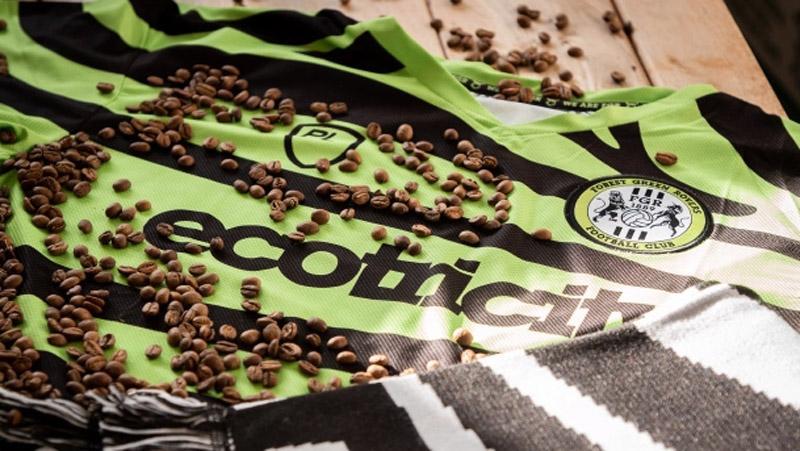 Peduli Lingkungan, Klub Inggris Ini Luncurkan Jersey Berbahan Biji Kopi