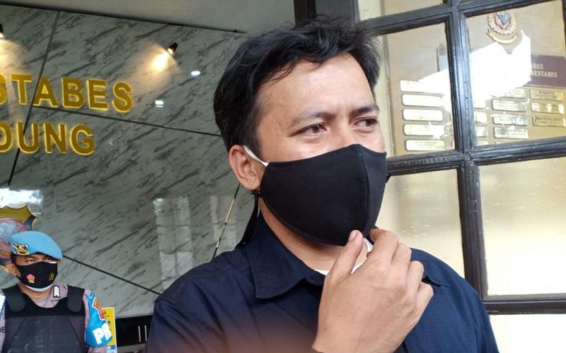 Pembunuh Bos Plastik di Jalan Kurdi Bandung Dijerat 3 Pasal, Terancam Hukuman Belasan Tahun Penjara