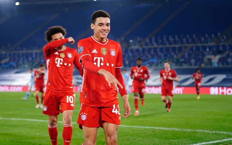 Bayern Munchen Pesta Gol di Markas Lazio, Satu Kaki Die Roten di Perempat Final