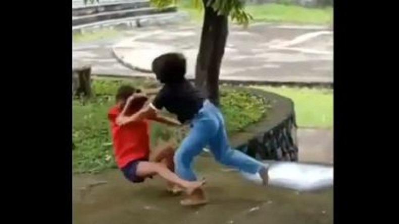 Sempat Viral, Perkelahian 2 Remaja Perempuan Rebutan Pacar di Buleleng Berakhir Damai