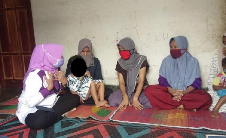 Kabar Gembira, Kasus 4 IRT Ditahan dengan Balita di Lombok Tengah Berujung Damai
