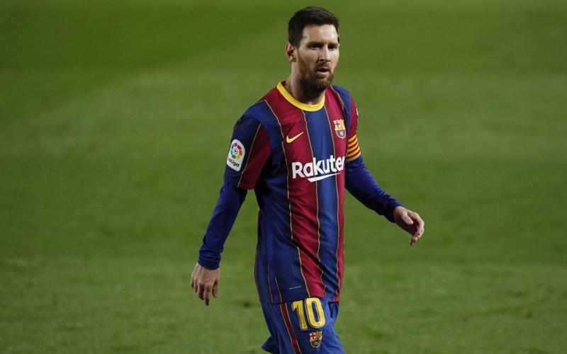 Cetak 2 Gol saat Barcelona Bantai Elche, Lionel Messi Sempat Frustrasi