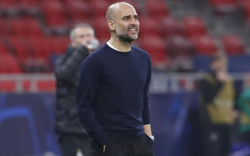 Pep Guardiola Tak Puas Manchester City Cuma Menang 2-0 atas Monchengladbach