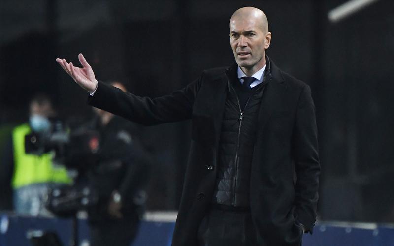 Real Madrid Kewalahan Hadapai Atalanta, Zidane: Pertahanan Mereka Kuat
