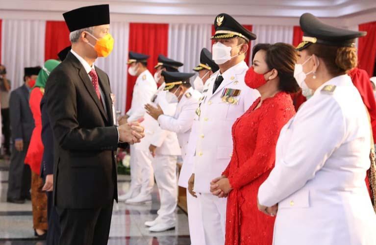 Usai Dilantik, Wali Kota Hendi akan Fokus Tangani Banjir Semarang