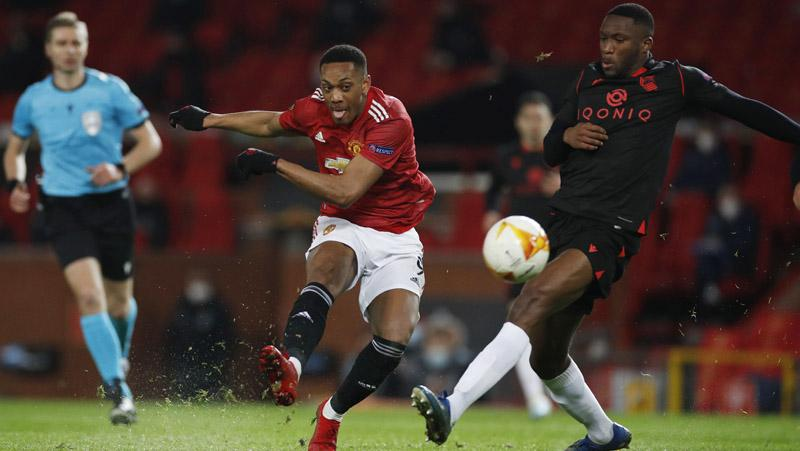 Tanpa Gol Kontra Real Sociedad, Manchester United Maju ke 16 Besar Liga Europa