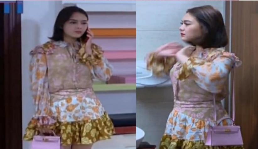 Harga Outfit Andin Hampir Rp400 Jutaan, Netizen Penasaran Bayaran Amanda Manopo di Ikatan Cinta