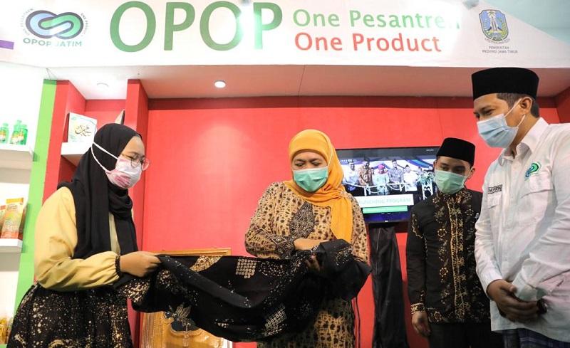 Gubernur Khofifah : Produk Halal Jadi Tren Dunia, Peluang Besar bagi OPOP Jatim